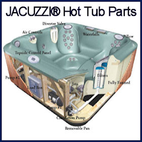 JACUZZI ® Hot Tub Parts