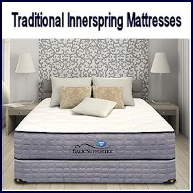 Mattresses - Innerspring