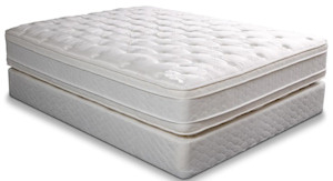 Spring Air Acton Plush Pillowtop Mattress Bed Mattress Sale