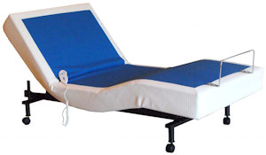 Reverie Essentials Adjustable Bed Base
