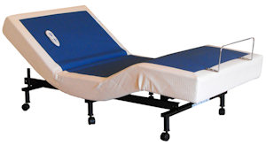 Reverie Deluxe Adjustable Bed Base