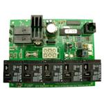 Spa Builders LX-10 Circuit Board