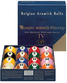 Aramith Super Pro Ball Set
