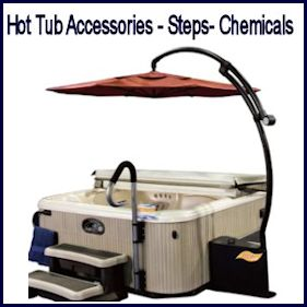 Hot Tub Accessories/Chemicals