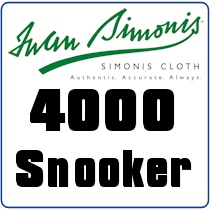 Simonis 4000 Snooker