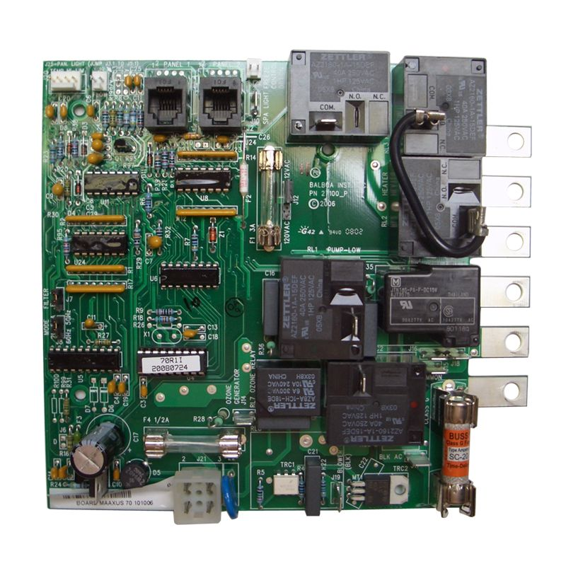 Coleman Circuit Board 70R1A R1I