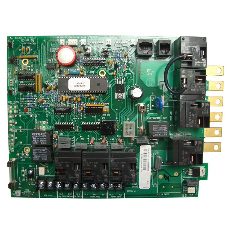 Coleman Circuit Board 400R