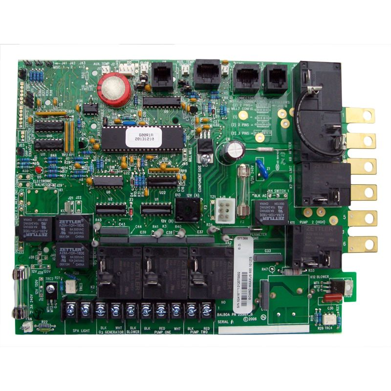 Coleman Circuit Board 600R1A