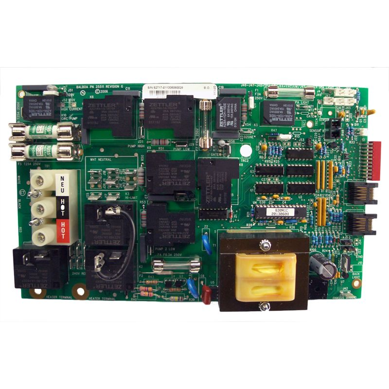 Coleman Circuit Board 630R1
