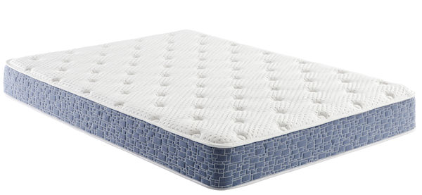 "AB 08"" Firm Bed in a Box Hybrid Innerspring"