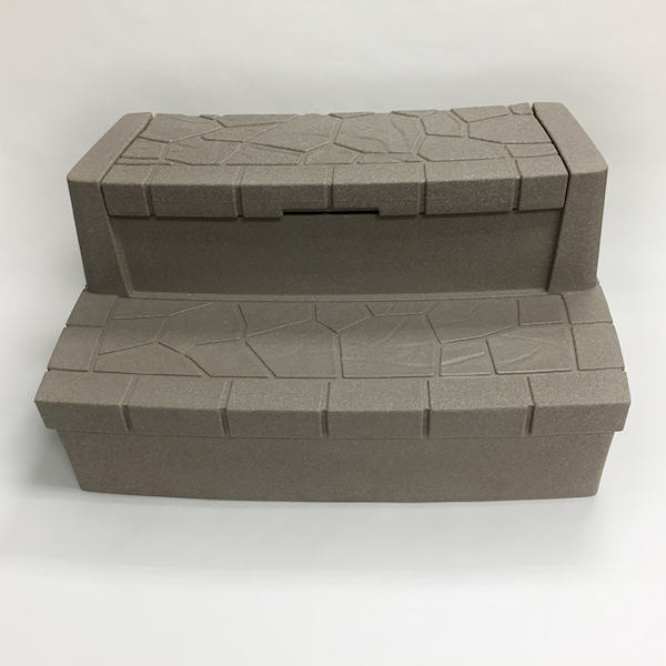 Storage Step CobbleStone