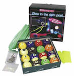 Aramith Glow in the Dark Ball Kit