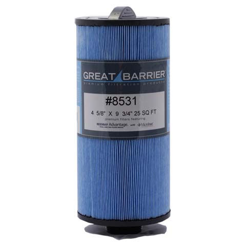 Jacuzzi Blue Ridge Series Filter with Micro Ban