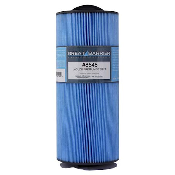 Jacuzzi J-300 Series Filter with Micro Ban