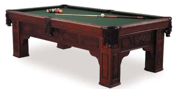 Alicante Slate Pool Table By CL Bailey Forty Winks - Cl bailey pool table