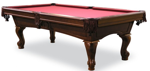 Alessa Slate Pool Table By CL Bailey Forty Winks Best - Cl bailey pool table