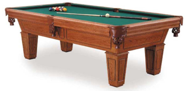 Duke Slate Pool Table By CL Bailey Duke Pool Table By Fischer - 44x88 pool table