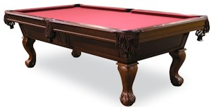 Norwich Slate Pool Table by CL Bailey