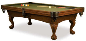 Dutchess Slate Pool Table by CL Bailey