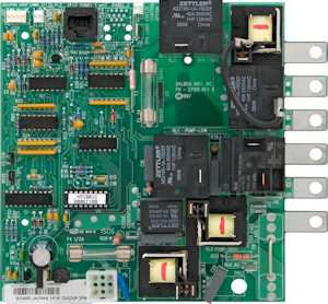 Jacuzzi Select Series Circuit Board Pre-2002
