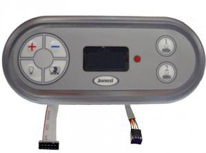 Jacuzzi J-LX Topside Control Panel
