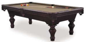 Lorient Slate Pool Table by CL Bailey