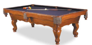 Sorbonne Slate Pool Table by CL Bailey