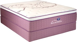 Spring Air Sleep Sense V Luxury Euro Top
