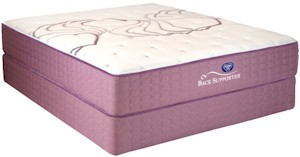 Spring Air Sleep Sense IV Luxury Plush
