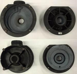 WaterWay 3110 Center Discharge Pump Housing