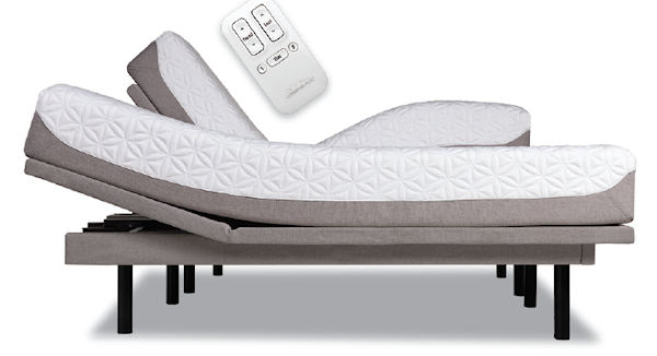 Tempur-Pedic Cloud Prima Power Bed
