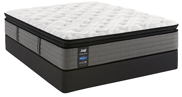 Sealy Posturepedic Serious Plush Pillowtop