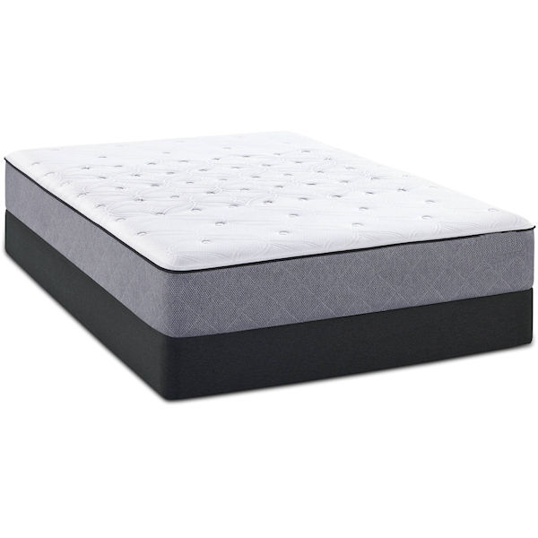 Spring Air Awake Firm Two Sided Flippable Mattress Set