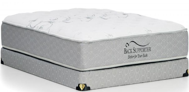 Spring Air Grand Award Gold Gel Memory Foam Queen Set