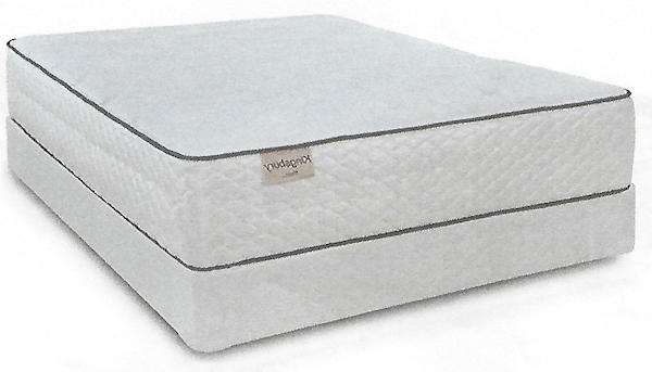 Spring Air Davos Firm Two Sided Flippable Mattress Set