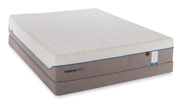 Tempur-Pedic Cloud Supreme Breeze 2pc Flat Set